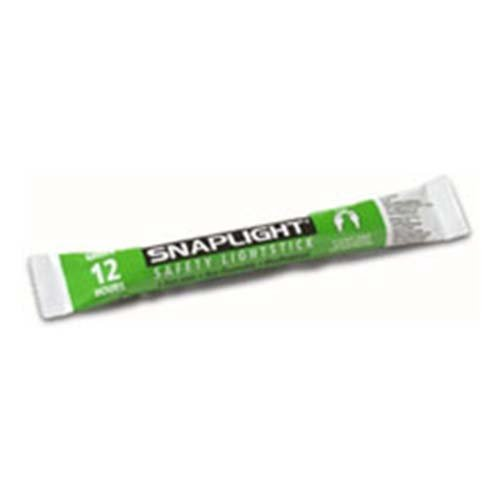 "Lightstick 6"" Green, Pack of 10"