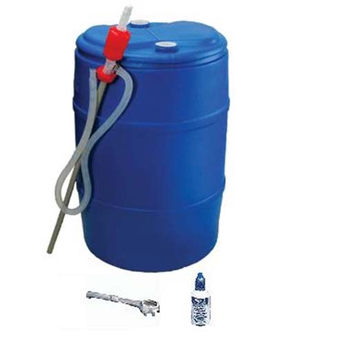 55 Gallon Water Drum Container System