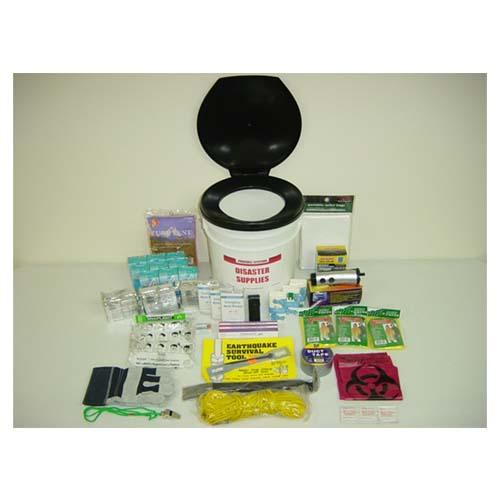 3-Person Emergency Survival Kit