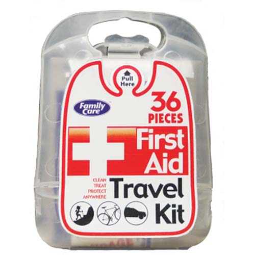 First Aid Kit 36 Pieces