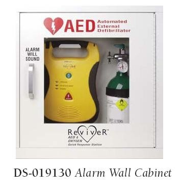 Alarm Wall Cabinet