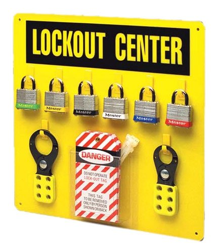 Economy Lockout/Tagout Center