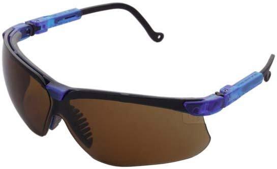 Genesis Wraparound Safety Glasses