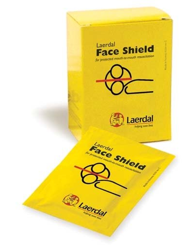 Laerdal CPR Face Shield