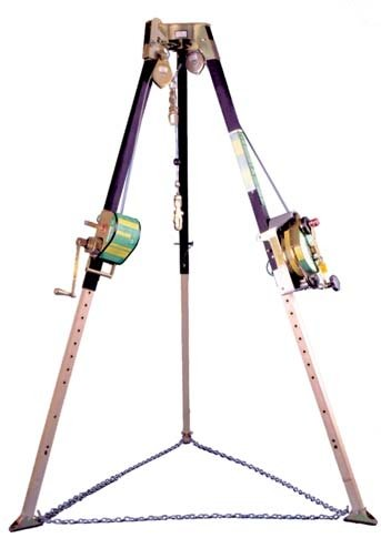 Lynx Tripod Confined Space Entry Kit