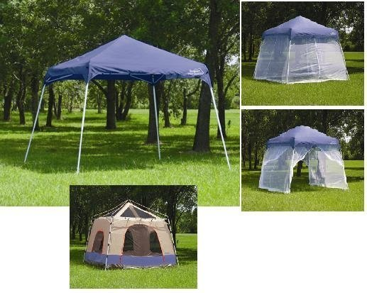 Quik-Set System? Outdoor Shelter