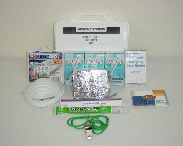 Student Lunchbox Emergency Kit