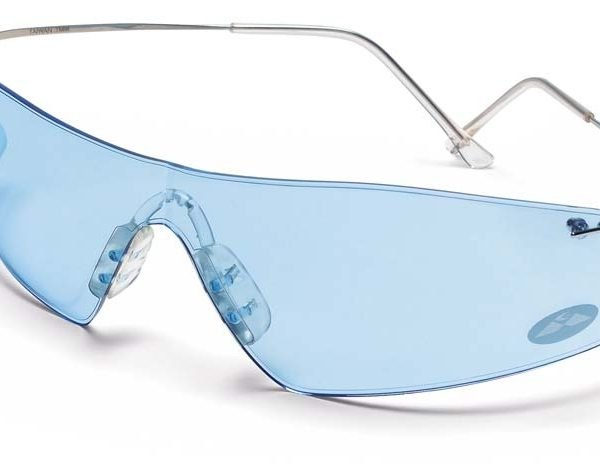 Tremor Metal - Light Blue Lens