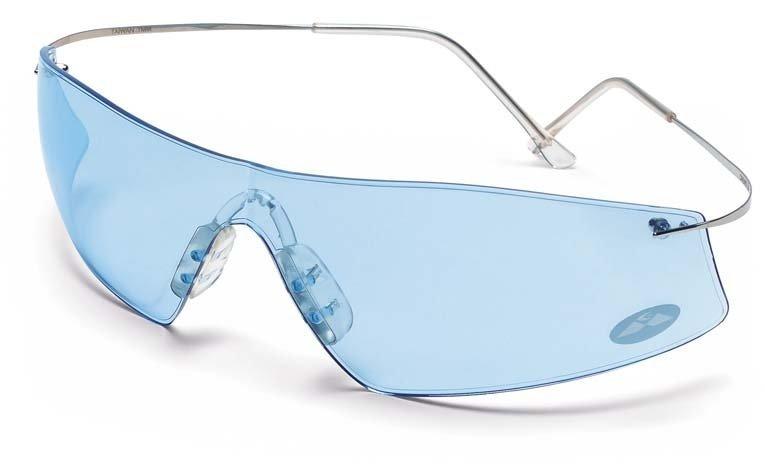Tremor Metal - Light Blue Lens
