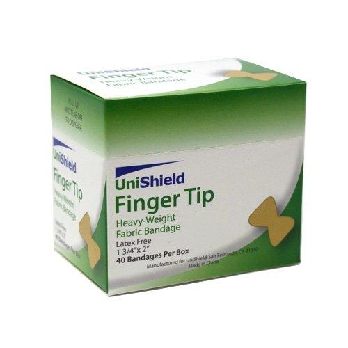 """Fingertip Bandage 1 3/4"""" x 2"""""""