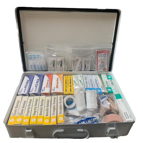Metal First Aid Kits