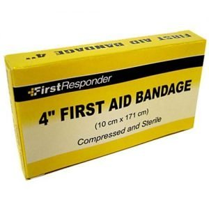 First Aid Bandage 4