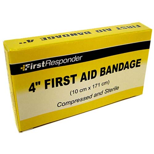 First Aid Bandage 4""