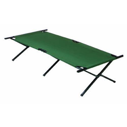 Cot - Deluxe Folding Camp Cot