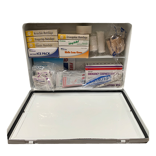 Emergency First Aid Kits For Cars, Trucks & Commercial Vehicles