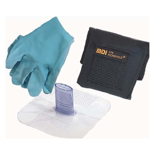MDI CPR Microholster