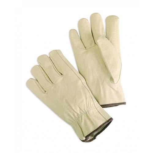 Pig Grain Leather Drivers Keystone Thumb