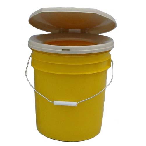 Portable Toilet, Bucket-style