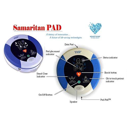 Samaritan PAD