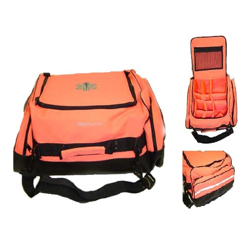 Trauma Bag (Empty), Hi-Visibility Orange