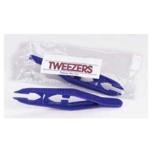 Tweezers, Plastic