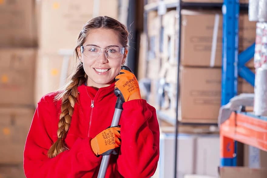 work safety goggles