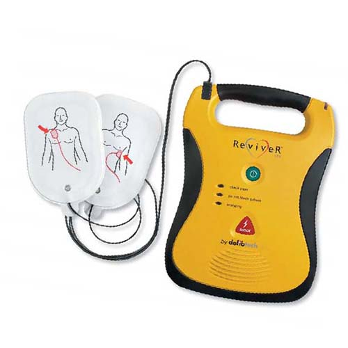 AED's & Emergency Oxygen